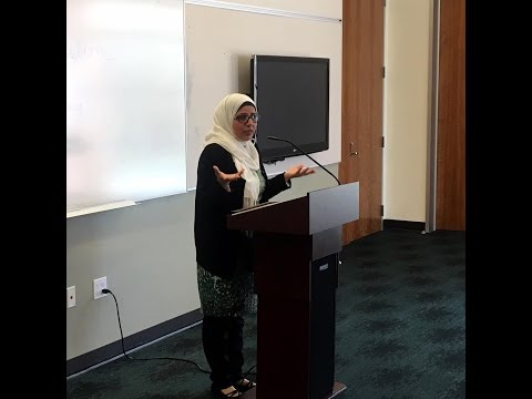 Meet a Muslim | Moina Shaiq at the Castro Valley Library