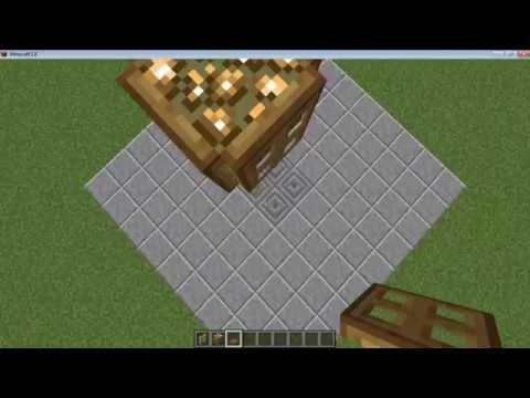 Tutorial Minecraft #016 How to build Lantern  - GameLegendRav