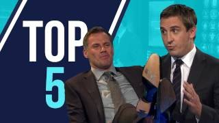 Top 5 | Carragher and Neville