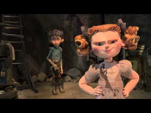 The Boxtrolls - Winnie Takes Charge - Own it on Blu-ray 1/20