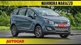 Mahindra Marazzo   First Drive Review   Autocar India