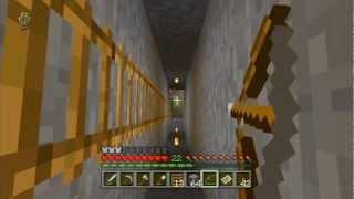 Minecraft - Slime Farm (Chunk Based) - Tutorial 1 14