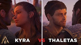Alexio And Kyra Lovemaking In Beach Assassins Creed Odyssey