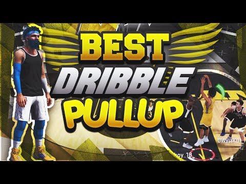 BEST DRIBBLE PULL-UP FOR SHOT CREATORS IN NBA 2K18 • NEVER MISS AGAIN GUARANTEED