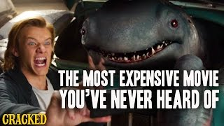 The Most Expensive Movie You