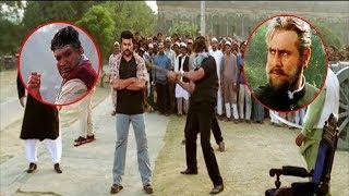 Download Chiranjeevi Powerful Movie Scene | Telugu Best Movie Scenes | Silver Screen Movies Video