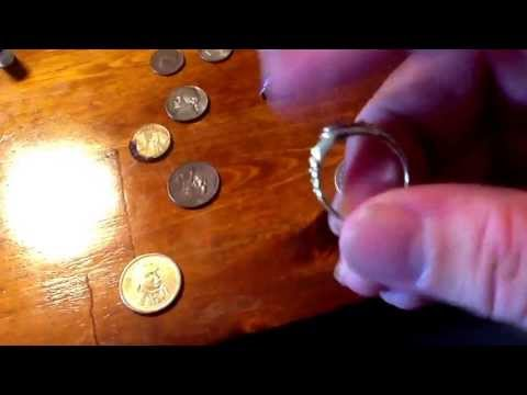 Bounty hunter quick silver finds 10/16/2013