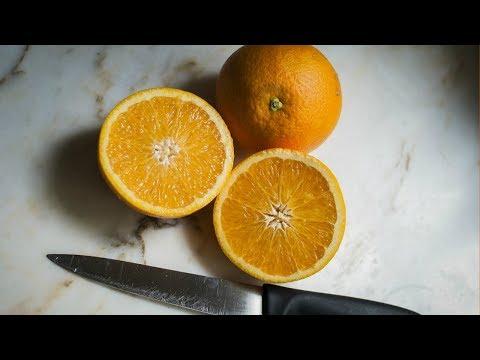 Orange Peel Benefits... Blemish free skin..