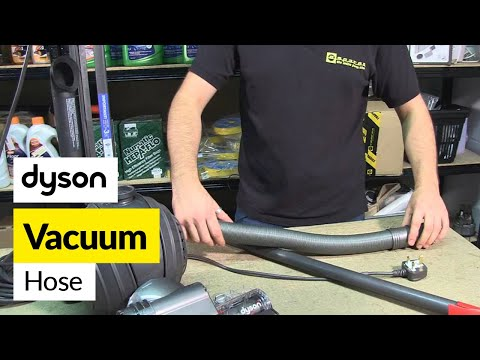 How to replace a hose - Dyson DC41