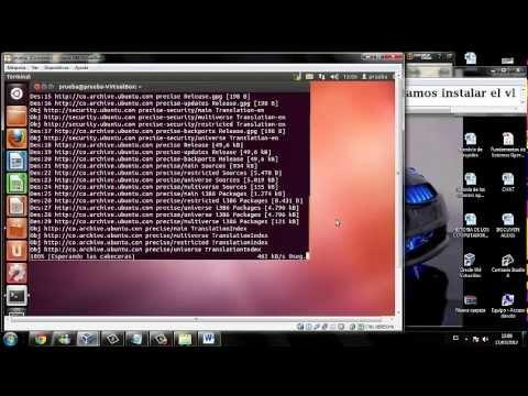 instalacion del vlc en ubuntu 12.04