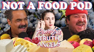 2 MEN AND A LESLEY ATTEND HORS D'OEUVRES MUKBANG | Powerful Truth Angels | EP 3