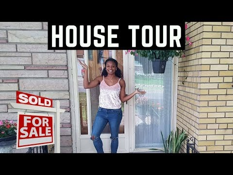 EMPTY HOUSE TOUR!! | I BOUGHT MY FIRST HOUSE