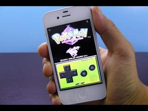 How To Install GBC Emulator on iPhone, iPod Touch & iPad - Free Gameboy Color Emulator 5.1.1 & Roms