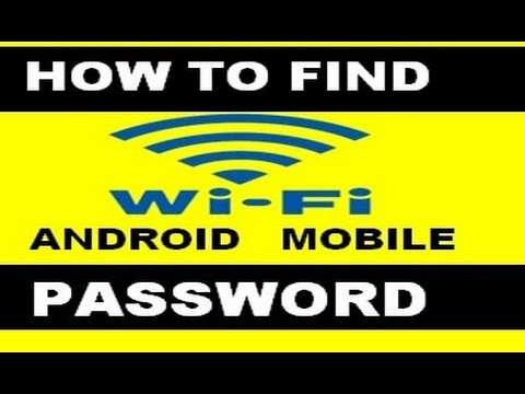 how to see wifi password on android mobile phone  (in hindi) - Easiest way