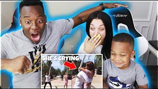 BIANNCA CRIED REACTING TO THE ACE FAMILY OFFICIAL BABY GENDER REVEAL!!!