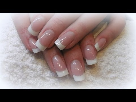 How to- Gel nail tutorial-step by step