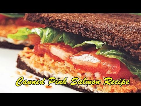 Canned Pink Salmon Recipe