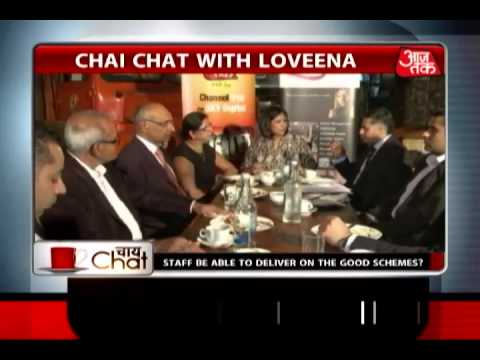 CHAI CHAT with Loveena:Ep 9: Part 2: OCI/PIO Bentley