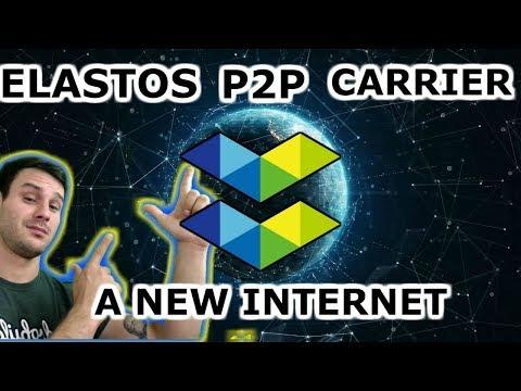 Elastos   A New Internet   P2P Carrier Network   $ELA 10x Soon?   Elastos  News