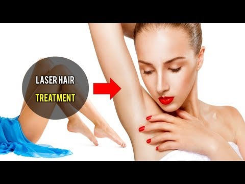 Laser Treatment For Hair Removal | and  Skin Care After the Procedure