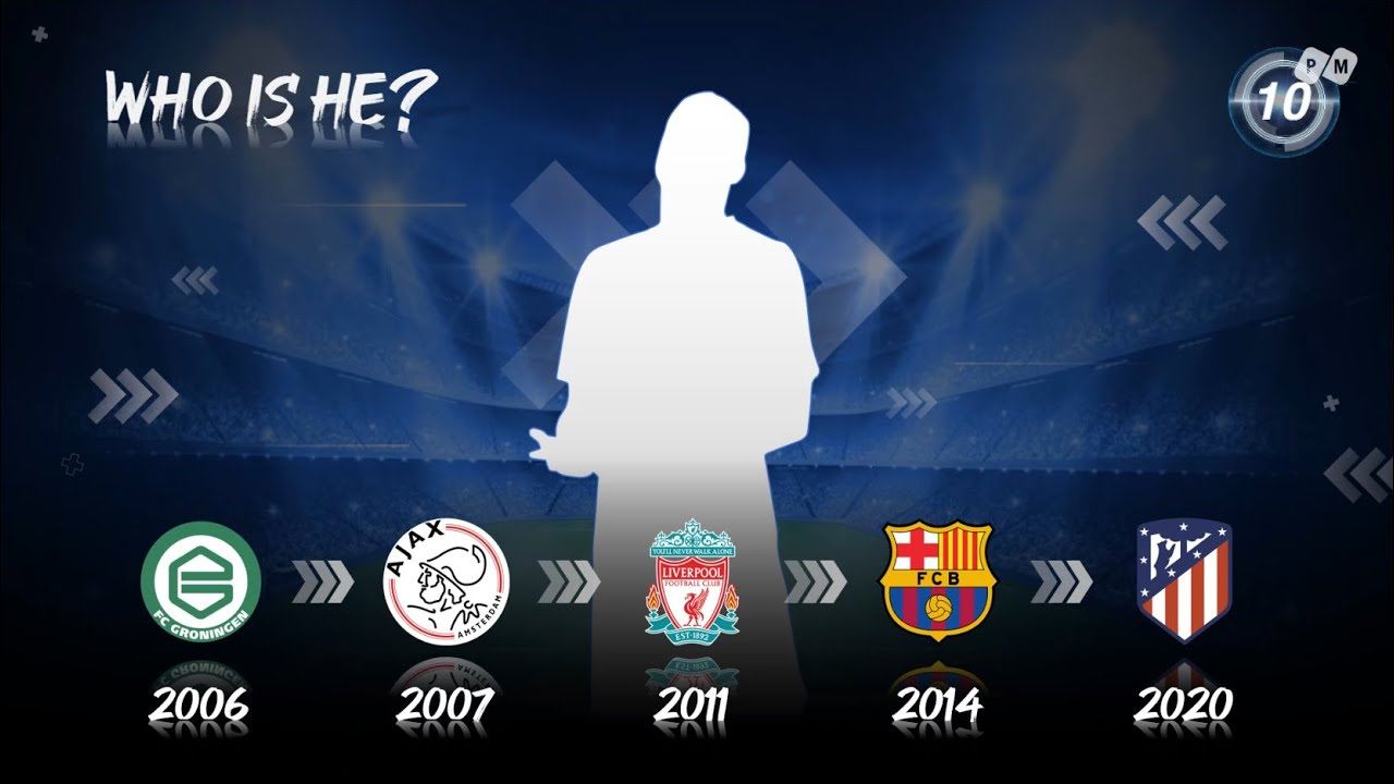 Guess players from their latest transfer deals   Part 1   PM
