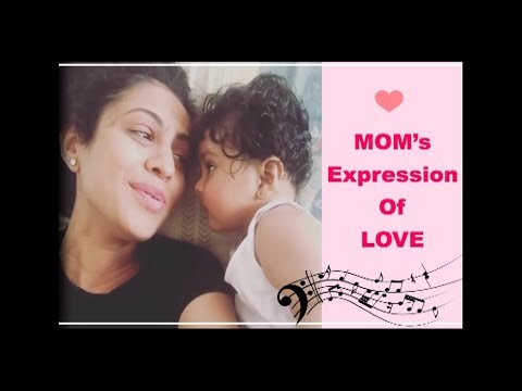 Mom's Expression of Love
