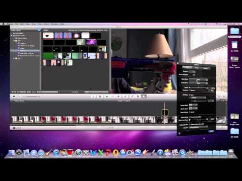 How to add free pre-keyed effects to your videos in imovie
