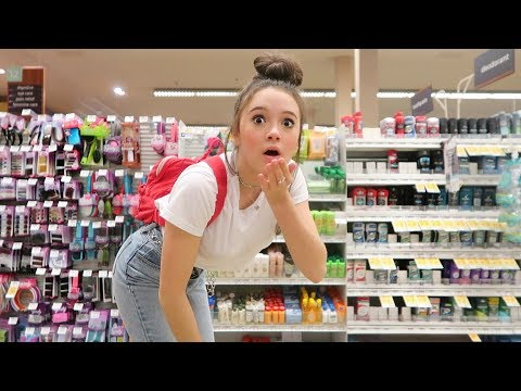 Makeup Shopping At SAFEWAY!?? FionaFrills Vlogs