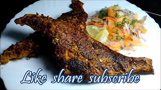 Lahori Fish Recipe  │ Lahori Fish Fry - Taj Kitchen