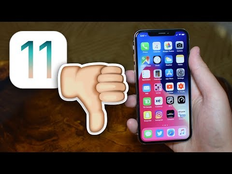 Here's Why iOS 11 is the Worst iOS Release in History