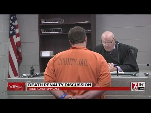 Gowdy discusses superbike, death penalty