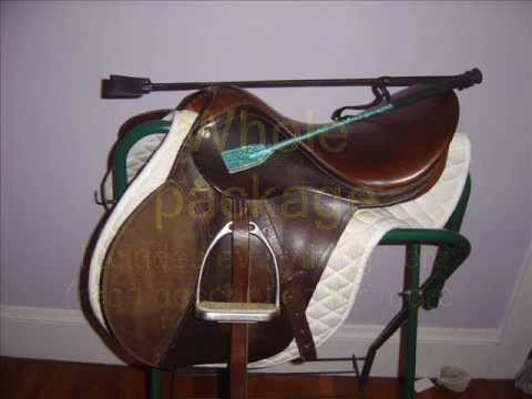 English saddle (and other tack) for sale!