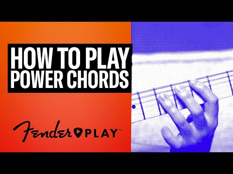How To Play Power Chords | Fender Play™ | Fender