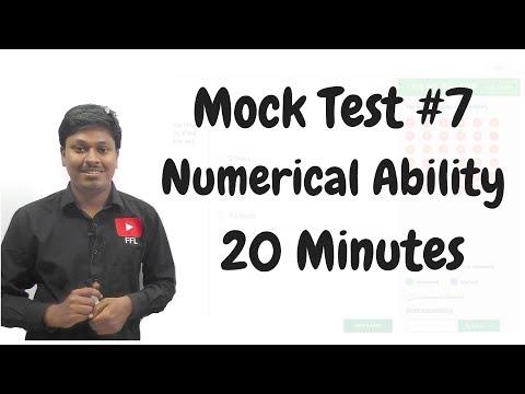 MOCK Test 7(Beginners) _ SBI CLERK PRELIMS 2018