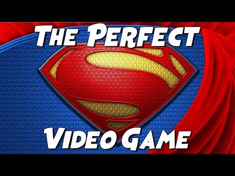 The Perfect Superman Video Game...