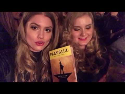 GET READY WITH ME: A NIGHT OUT IN NYC (HAMILTON ON BROADWAY)