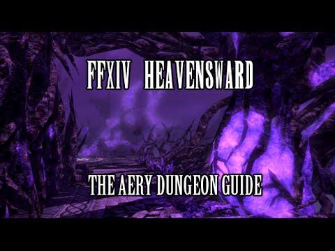 FFXIV Heavensward: The Aery Dungeon Guide - PakVim net HD