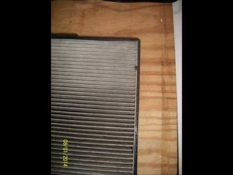How to change a cabin filter in a 2006 Hyundai Sonata
