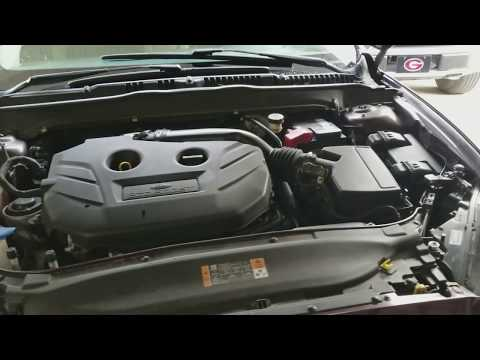 2013 Ford fusion windshield washer pump replacement
