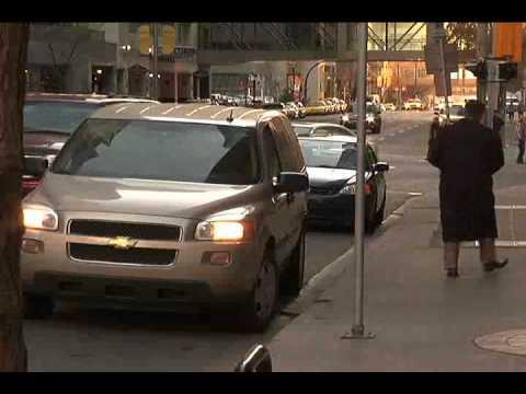 Calgary Parking rates dropping