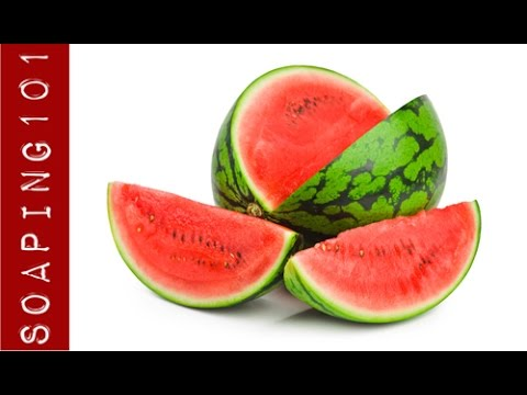 Can You Soap With It?   -Watermelon-