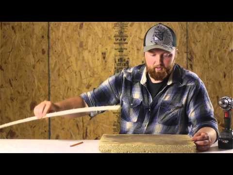 Carpet Tack Strip Installation on Concrete : Carpet Installation & Maintenance