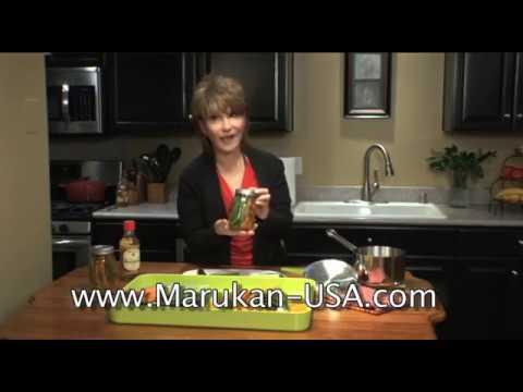 Marukan Pickled Green Beans Recipe