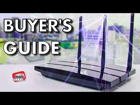 Wireless Router Buyer's Guide 2018 - WiFi Router Buying Guide 2018