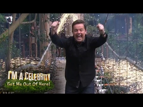 Dec's Celebrity MasterChef Joke And Victory Walk | I'm A Celebrity... Get Me Out Of Here!