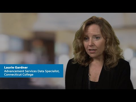 Customer Spotlight: Connecticut College