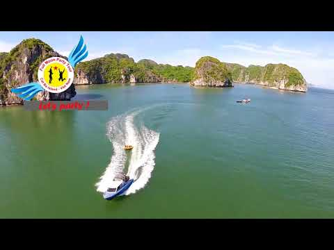 Full Moon Party Tour: Cat Ba island - Lan Ha Bay - Ha Long Bay
