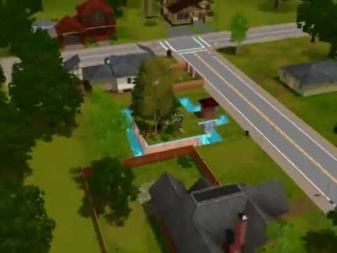Sims 3 Underwater House (Xbox 360)