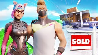 LYNX AND DRIFT BUY THEIR FIRST HOUSE! *SEASON 7* - A Fortnite Short Film