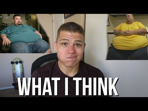 My 600 Pound Life... What I Think (Mornin' Oats)